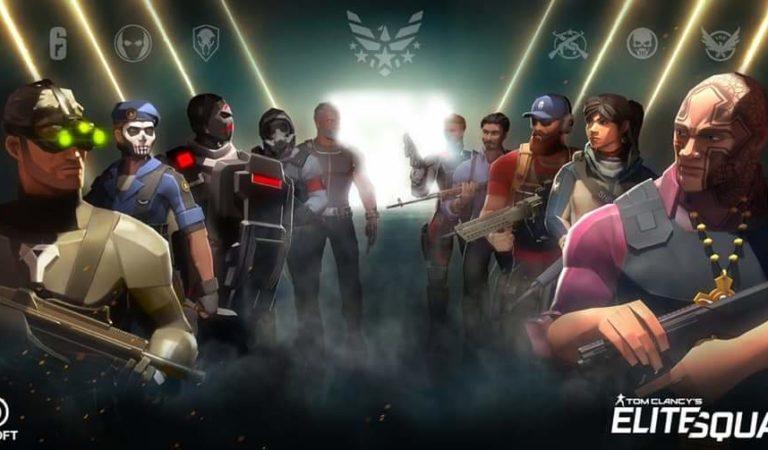 E32019: Tom Clancy's Elite Squad.